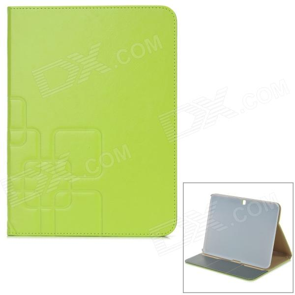 Beskyttende Flip Åpne PU Leather Case w / Auto Sleep for 10,1 '' Samsung Galaxy Tab 4 T530 / T531