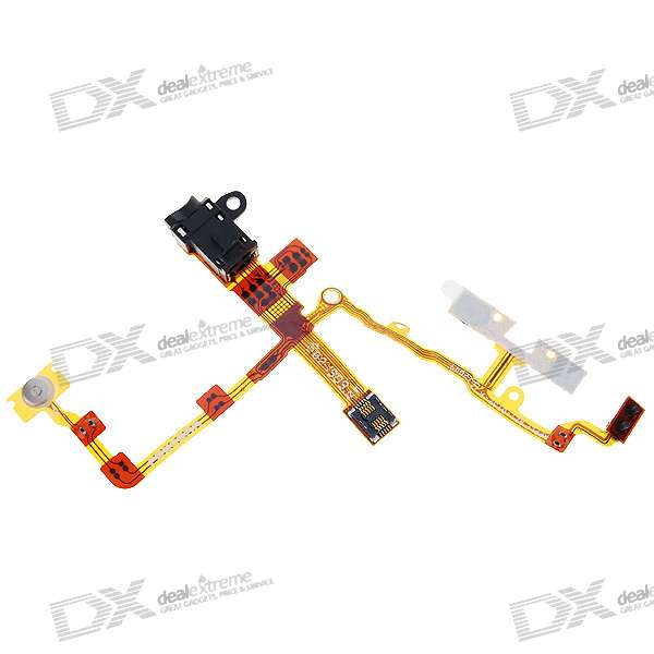 Replacement Earphone Jack Module for Iphone 3gs