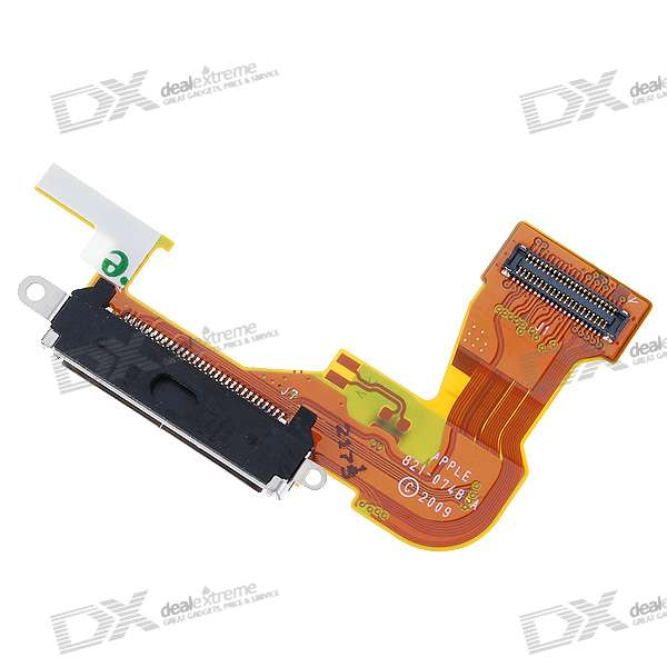 Repair Parts Replacement USB/Data Port Socket for Iphone 3gs