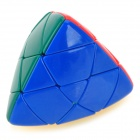 Traditionelle Chinesische Reis-Pudding IQ Style Magic Cube - Rot + Gelb + Multi-Colored