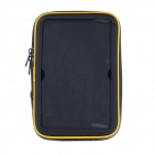 Motorcycle / Bicycle Waterproof Case Bag for IPAD MINI / RETINA IPAD MINI - Black