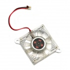 MaiTech DC 5V 0.15A Laptop Miniature Cooling Fan - Silver