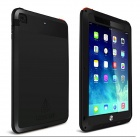 Fashion LOVE MEI Waterproof Shockproof Dirtproof Aluminum Alloy Case for IPAD AIR - Black