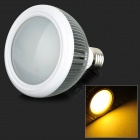 XUNRUIXING PAR30 E27 9W 890lm 3000K 9-LED Warm White Indoor Spotlight - White (AC 85~265V)