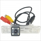 "Car 1/4 ""CCD-High-Definition-Backup-Rückfahrkamera w / 4 LED für Buick Excelle"