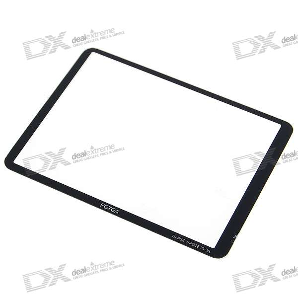 Professional Optical Glass LCD Screen Protector for Sony H20