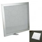TWP TWP-18 18W 1600lm 6500K 54-SMD 5730 LED White Panel Light - White + Silver (AC 85~265V)
