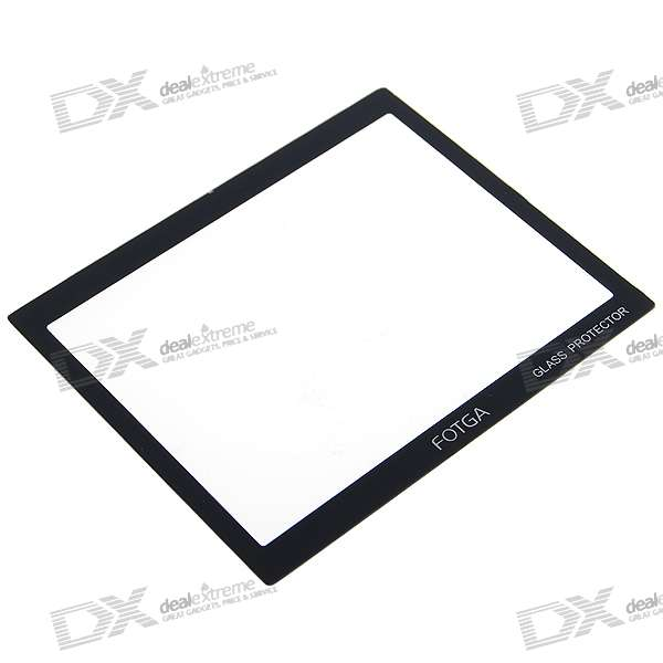 Professional Optical Glass LCD Screen Protector for Sony A900