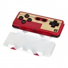 Jeu 8BITDO FC 30e anniversaire Wireless Controller Set pour iOS / Android / PC - Rouge (2 PCS)