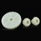 WLtoys A949-24 Reduction Gear Wheel for A949 / A959 / A969 / A979 R/C Car - Beige