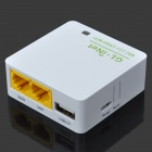 Gl.iNet 6416A Micro USB Powered Smart Router w/ 16MB ROM - White