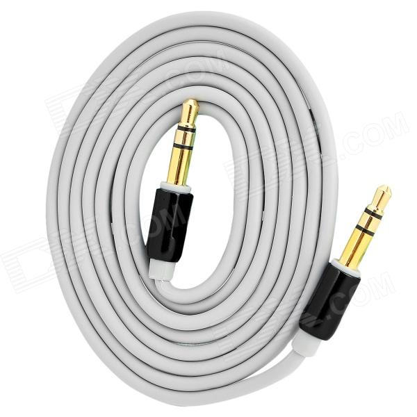 ds-dsm8110-35mm-male-to-male-stereo-aux-car-audio-cable-gray-black-100cm