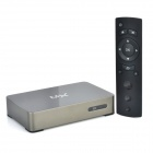 MX60 Dual Core Android 4.2.2 Google TV Player w/ 1GB RAM / 8GB ROM / Wi-Fi / TF / HDMI - Black