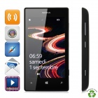 "Refurbished NOKIA Lumia 520 Windows Phone 8 Dual Core-Phone WCDMA w / 4,0 ""Bildschirm, 8GB ROM - Schwarz"