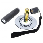 SKYRAY S-A1 5-Mode 160-Lumen Memory LED Flashlight (1*AA/1*14500)