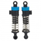 WLtoys A949-55 ABS Shock Absorber for A949 / A959 / A969 / A97 R/C Car Model Toys - Black + Blue
