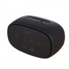 Kemico 3D Pro Hi-Fi Multimedia Portable NFC Subwoofer Bluetooth V4.0 + EDR Speaker w/ TF - Black