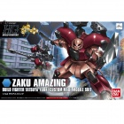 Genuine Bandai Gundam Build Fighter Zaku Amazing (HGBF) (Gundam Model Kits) HGD-184469