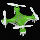 CHEERSON CX10 2.4GHz 4-CH Remote Control Quadcopter w/ Gyro - Green + White (2 x AAA)
