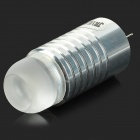 JRLED JR-LED-3W G4 3W 150lm 7000K LED Cool White Spotlight - Silver + Black (AC 85~265V)