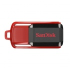 SanDisk Cruzer Switch 16GB USB 2.0 blixt driva med SecureAceess programvara - SDCZ52 - 016G