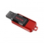 SanDisk Cruzer interruptor 32GB USB 2.0 Flash Drive Con SecureAceess Software-SDCZ52-032G