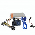 Funduino Basic Kit-01 UNO R2 Development Board Kit for Arduino - Multicolored