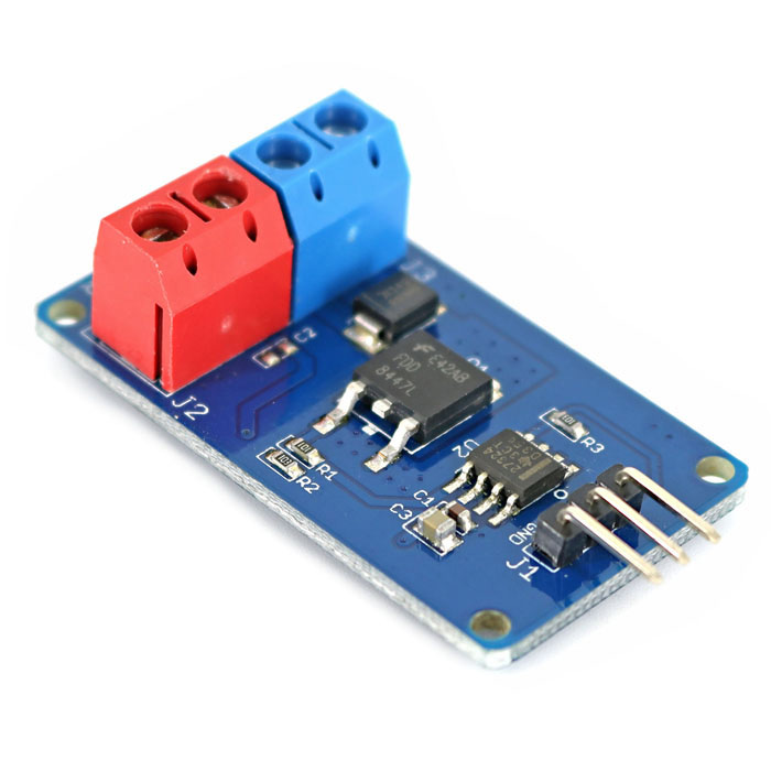 New Products : Arduino 6 channel led shield 0,35-0,7-1A