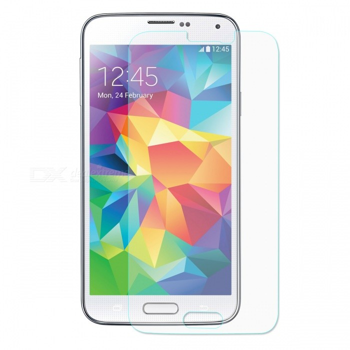 Hat-Prince Ultra-thin 2.5D Explosion-proof Tempered Glass Screen Protector for Samsung Galaxy S5
