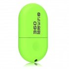 360 Portable Mini USB 2.0 Wi-Fi Router - Green