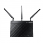 ASUS RT-N66U Dual-Band Wireless-N900 Gigabit Router Black