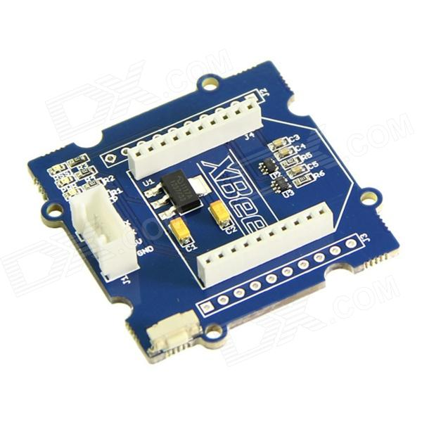 Seeedstudio COM05081P Grove Bee Socket Development Board for Arduino - Blue + White