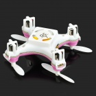 CHEERSON CX10 2.4GHz 4-CH Remote Control Quadcopter w/ Gyro - Pink + W