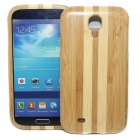 Protective Bamboo Case for Samsung Galaxy S4 - Brown