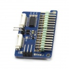 ZnDiy-BRY AIOPIO Input Output Module for CRIUS ALL IN ONE PRO V1.0/1.1/2.0 Flight Controller - Blue