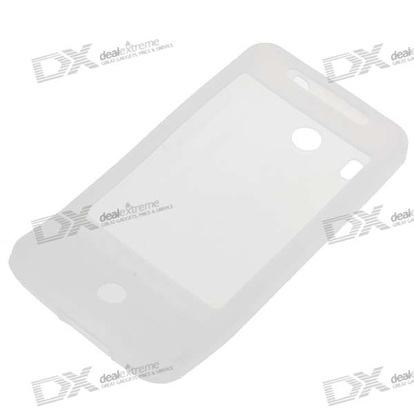 Silicone Case for HTC G3 Cell Phone (White)