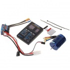 Hobbywing EZRUN 35A ESC+ 9T/4300KV Brushless Motor Combo B2 for 1/10 and 1/12 Car