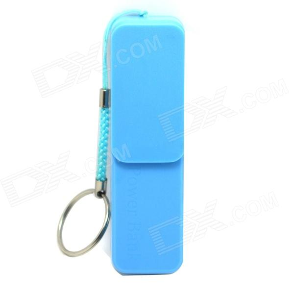 1800mAh Portable Li-ion Battery Mobile Power Source Bank - Blue on sale natural nettle root extract