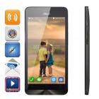 "Asus ZenFone5/T00F Android 4.3 Dual-Core WCDMA Smartphone w/ 5.0"", Wi-Fi, GPS, ROM 16GB - Black"