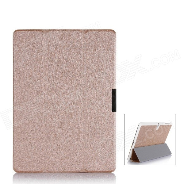 Protective PU Leather Case Cover w/ Magnetic Closure for Samsung Galaxy Tab S 10.5 - Golden poe switch injector dc 48v 1 0a power over ethernet ieee802 3af at power adapter for cctv security ip camera eu us uk au plug