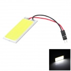 Marsing T10 / Festoon 8W 700lm 6000K White Light 36-SMD LED Car Roof / Reading Lamp (20 x 50mm)