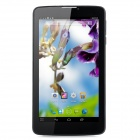 "Z11 7"" MTK8382 Quad-Core Android 4.4 Tablet PC w/ 512MB RAM, 8GB ROM, 3G, Bluetooth, GPS, FM - Black"