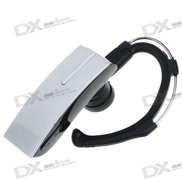 Hook Style Stylish Bluetooth Handsfree Headset (4.5-Hour Talk/150-Hour Standby)
