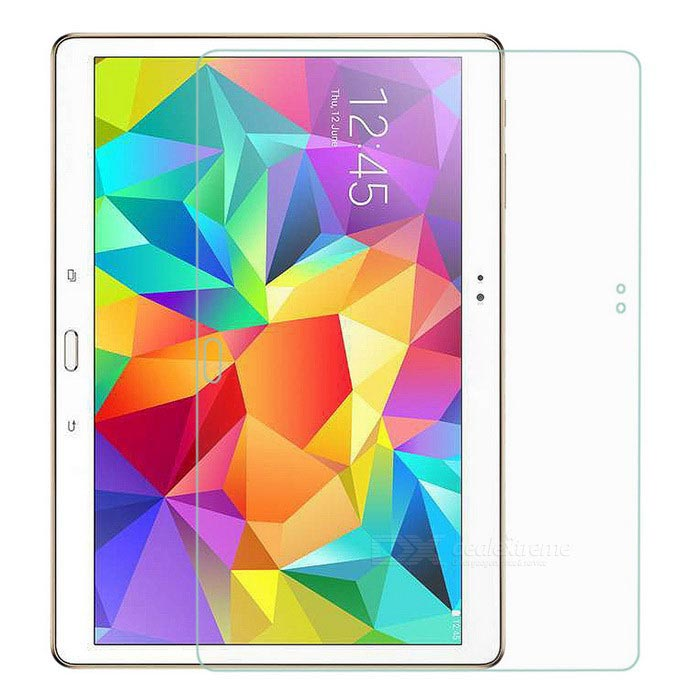 Tempered Glass Screen Protector for 10.5'' Samsung Galaxy Tab S T805 - Transparent j142 acrylic board 30 20cm full thickness 2mm cover thicken film high transparency plastic board for diy used free shipping