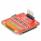"0.96"" OLED High Clear Module Board for Arduino - Red"