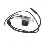 Car Reversing Rearview CMOS RGB Camera for Volkswagen Phaeton - Black