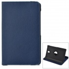 360' Degree Rotary Flip Open PC + PU Case w/ Stand for 8.4'' Samsung Galaxy Tab S T700