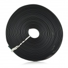 5-Pin Extension / Connecting Wire Cable for RGB LED Light Strip - White + Black (10.34m)