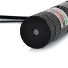 5mW 532nm Rotation Focus Green Laser Pointer Pen (1 x 18650 or 1 x 16340)