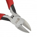 BST-2D Plastic Handle Alloy Steel Plier - Red + Black